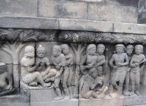 Borobudur Warisan Bersejarah Kantapia